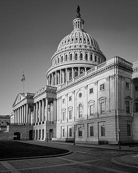 U.S. Capitol 1 by Jerry Fornarotto