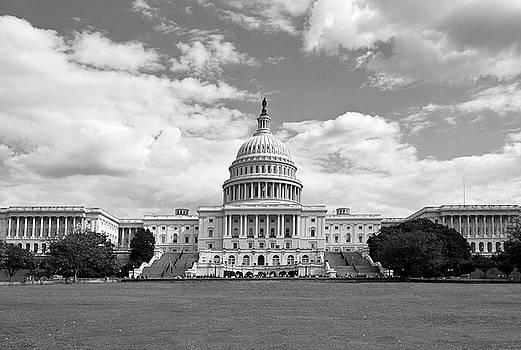 Kimberly Blom-Roemer - US Capitol Building Washington DC