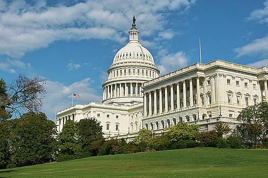 Kimberly Blom-Roemer - US Capitol Washington DC