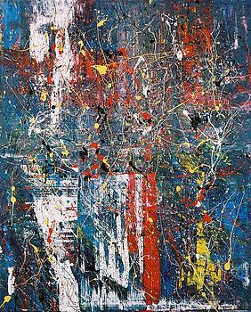 U.S. Confetti by Diane Clement