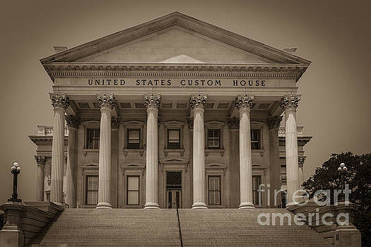 Dale Powell - US Custom House Charleston