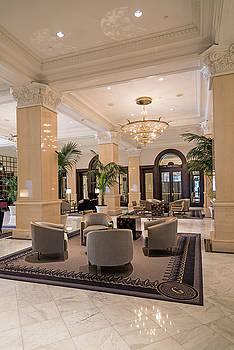 Robert VanDerWal - US Grant Hotel Interior