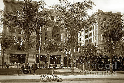 California Views Mr Pat Hathaway Archives - U.S. Grant Hotel, San Diego Built in 1905 at 326 Broadway San Di