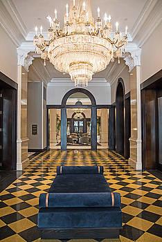 Robert VanDerWal - US Grant Hotel Side Entrance