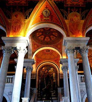 U.S. Library of Congress  by Katy Hawk