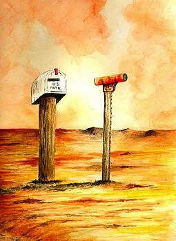 U.S. Mail by Michael Vigliotti