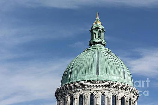 U.S. Naval Academy Chapel Dome by Jerry Fornarotto