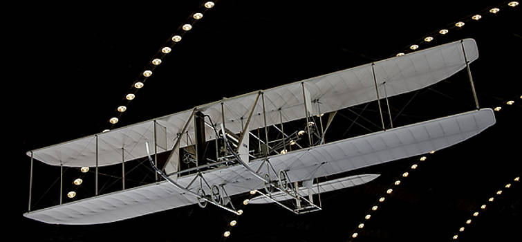 US Navy First Wright Brothers Aircraft by Steve Rosenbach