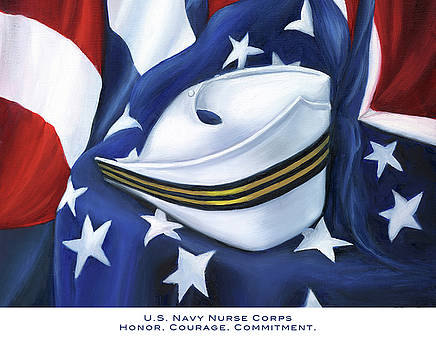 U.S. Navy Nurse Corps by Marlyn Boyd