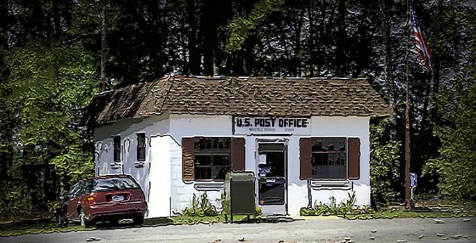 Joe Paradis - U S Post Office