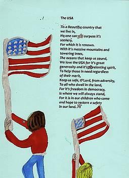 Usa by Elinor Helen Rakowski
