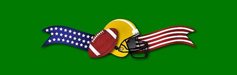 USA Football by Ericamaxine Price