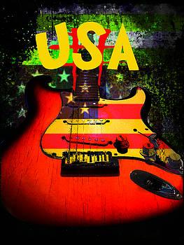 USA Guitar Music by Guitar Wacky