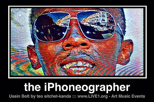 Usain Bolt Victory by Teo SITCHET-KANDA