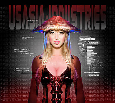 James Vaughan - USASIA - Pleasure Android model no 7