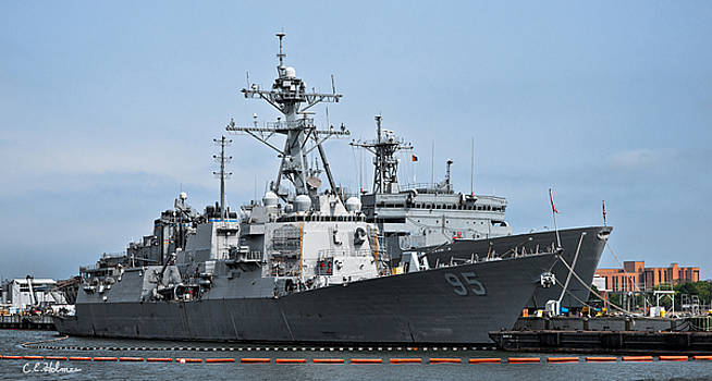 Christopher Holmes - USS James E. Williams DDG-95