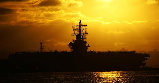 Linda Shafer - USS Ronald Reagan