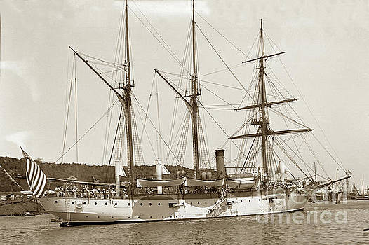 California Views Mr Pat Hathaway Archives - U S S Vicksburg Gunboat No. 11 1898 Havana Cuba Spanish American War 1898