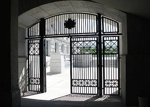 Ely Arsha - Utah State Capital Gate
