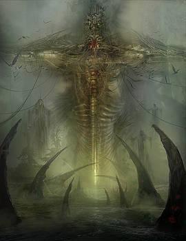 Utherworlds Lake Odium by Philip Straub