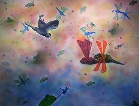Utopian Paradox by Bryan Kite