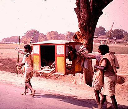 Uttar Pradesh, India by Barron Holland