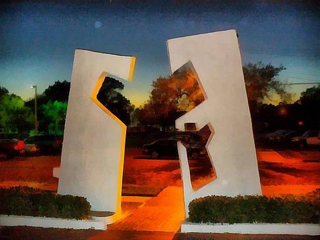 Utz Christian Sculpture by Tawes Dewyngaert