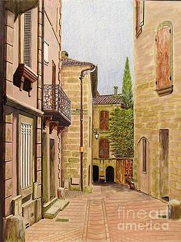 Olga Silverman - Uzes, South of France