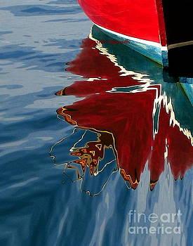 ''V - Reflection 6'' by Vassilis Tagoudis