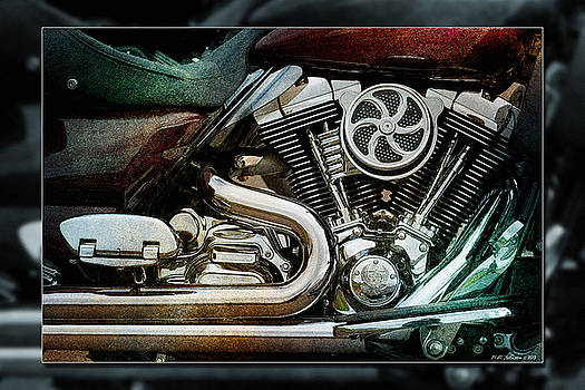V Twin by WB Johnston
