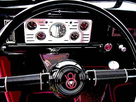 V8 Dashboard by Audrey Venute