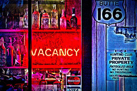 Vacancy by Mike Hill