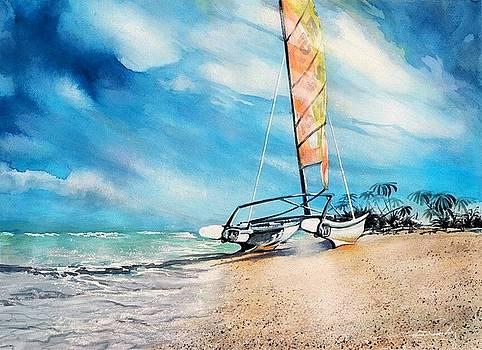 Vacation Memories by Dumitru Barliga