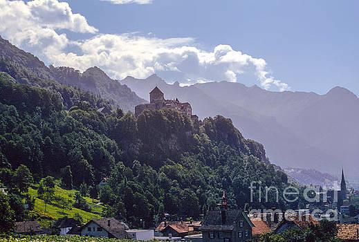 Bob Phillips - Vaduz and Castle