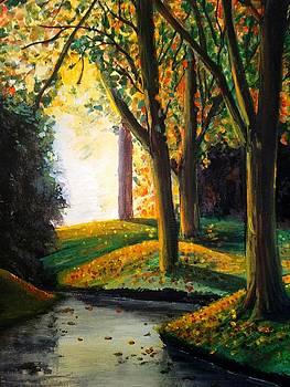 Vale park  by Persephone Artworks