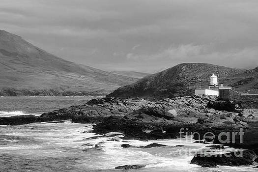 Valentia Island mono by Peter Skelton