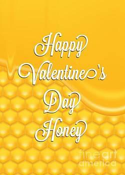 Valentine Dripping Honey by JH Designs