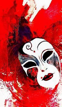 Valentine For Mardi Gras by Barbara Chichester