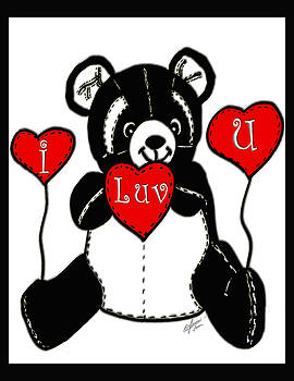 Valentine by Susan Turner Soulis