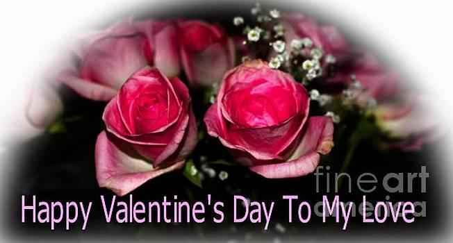 Valentine's Day 2 by Kathleen Struckle