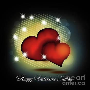 Valentines Day Card 1 by Scott Parker