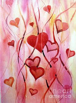 Valentines Day by Natalia Eremeyeva Duarte