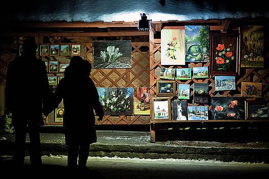 Valentines Day by Rafal Kuczowicz