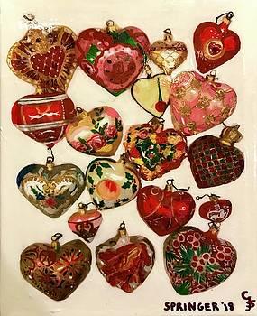 Christmas Valentines by Gary Springer