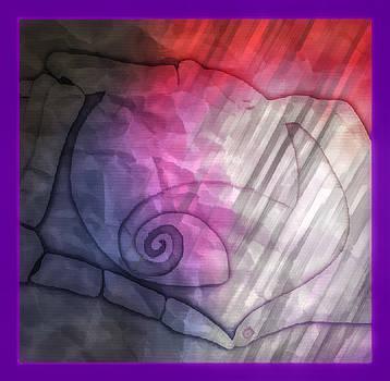 Valentines Jack and Sally by Amanda Eberly-Kudamik