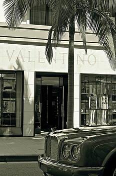 Gwyn Newcombe - Valentino on Rodeo Drive