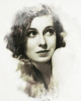 John Springfield - Valerie Hobson, Vintage Actress