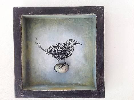 'Valley Bird' by Susan McCarrell
