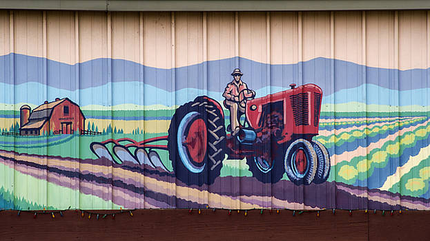 Guy Shultz - Valley Farmer