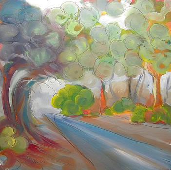 Valley Fog 1 by Pam Van Londen